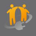 Logo Bürgerwerke umweltfreundlicher Strom